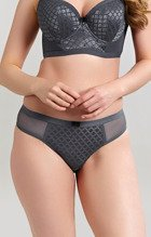 Panache Cleo Spencer Steel Grey Figi
